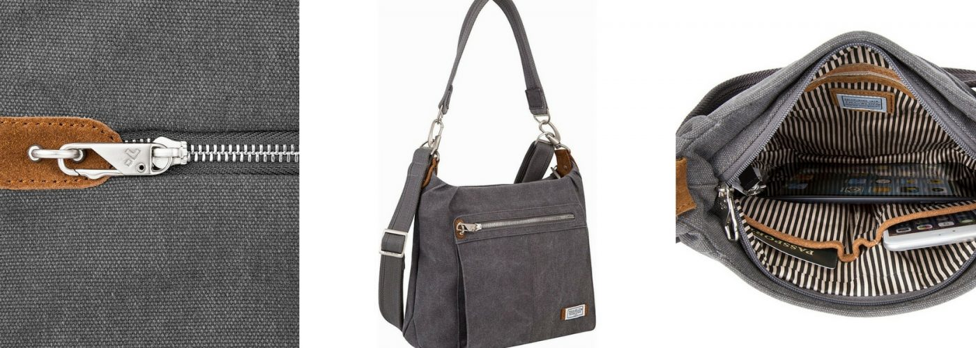 Travelon Anti-Theft Heritage Hobo
