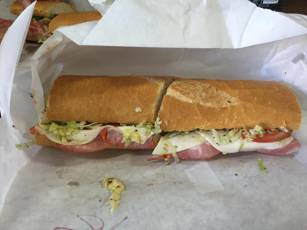 J.P. graziano grocery & sub shop