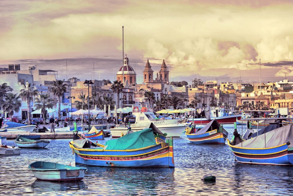 value destinations 2018 malta