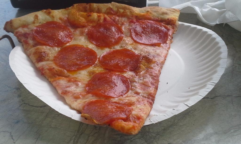 Primanti brothers pizza