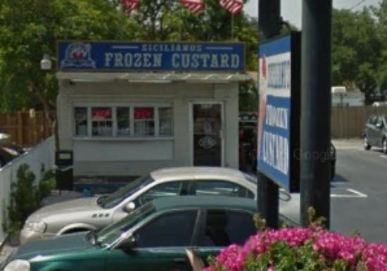 Siciliano's frozen custard