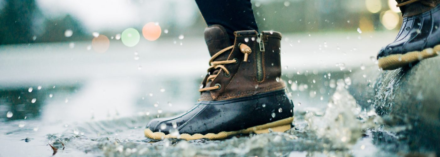 Waterproof shoes