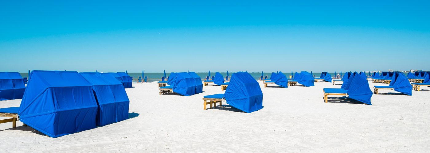 Cabanas On Fort Myers Beach Pin Guide