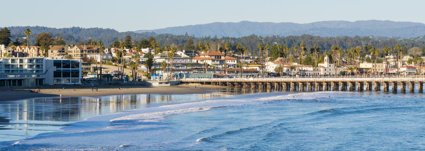 santa cruz california family vacation