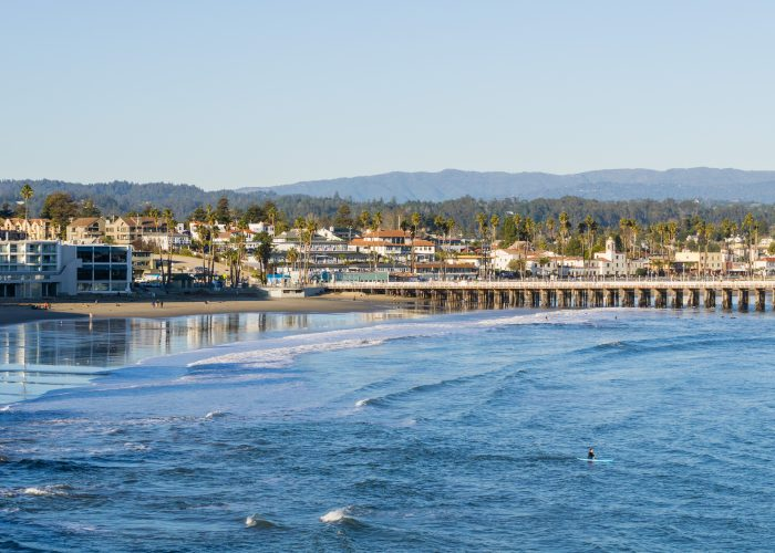 santa cruz california family vacation