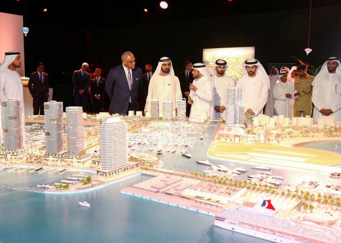 New Dubai Cruise Terminal to Open in Fall 2020