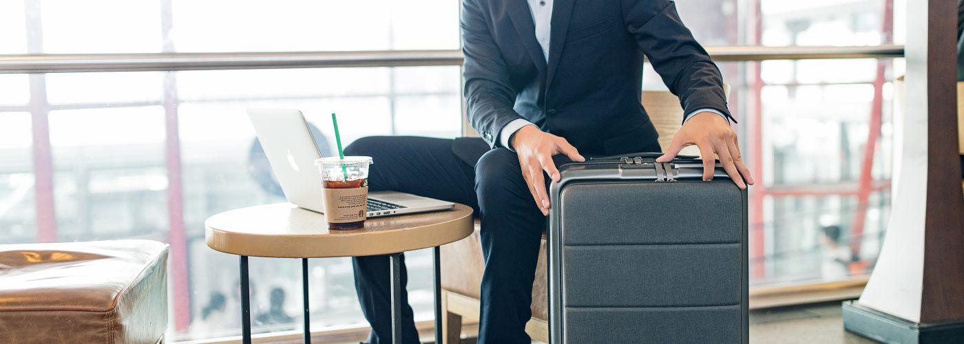 90fun passport suitcase