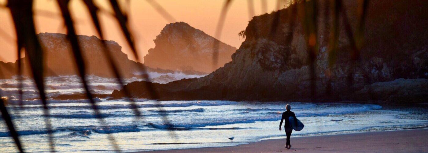 beach towns in australia