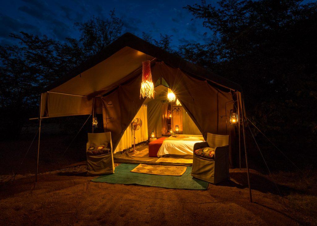 Hwangwe bush camp