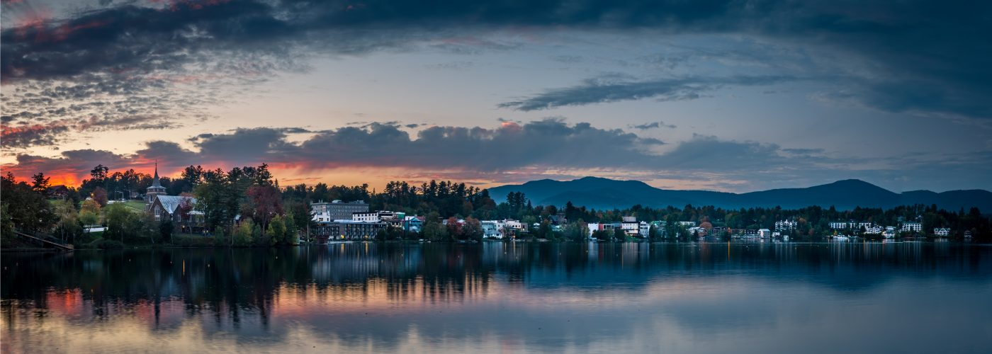 best lake towns