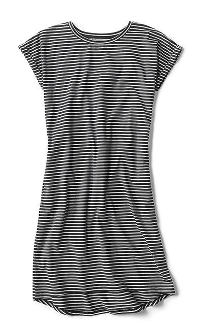 Orvis go2 travel tee dress