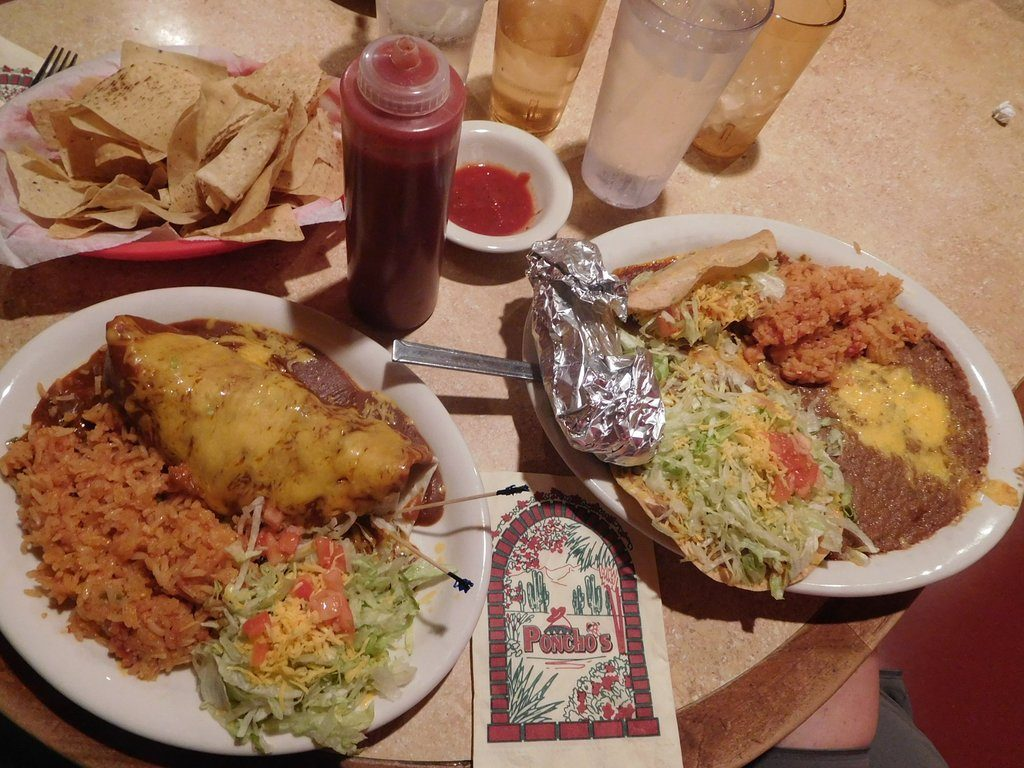 Poncho's mexican food and cantina