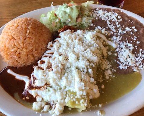Presidio cocina mexican food