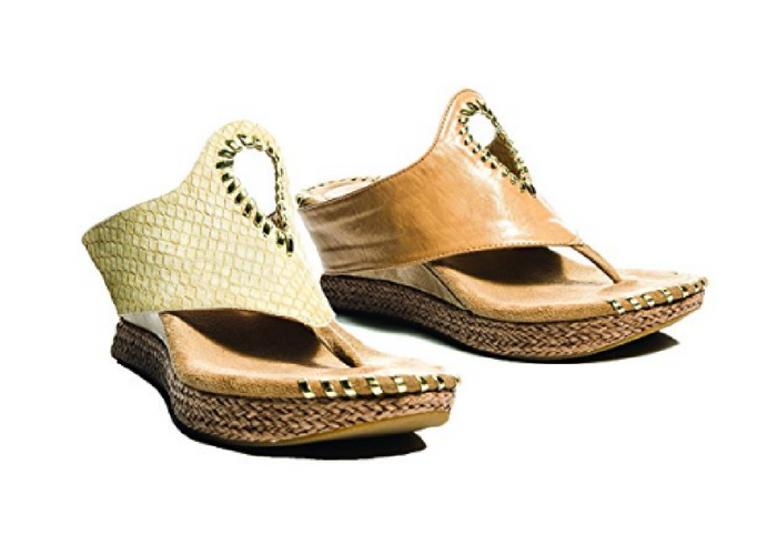 reversible sandals
