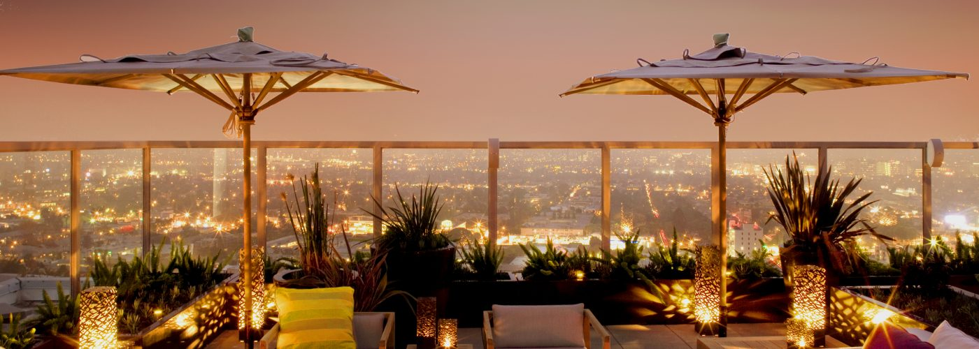 Visit West Hollywood Rooftop at Andaz-West-Hollywood