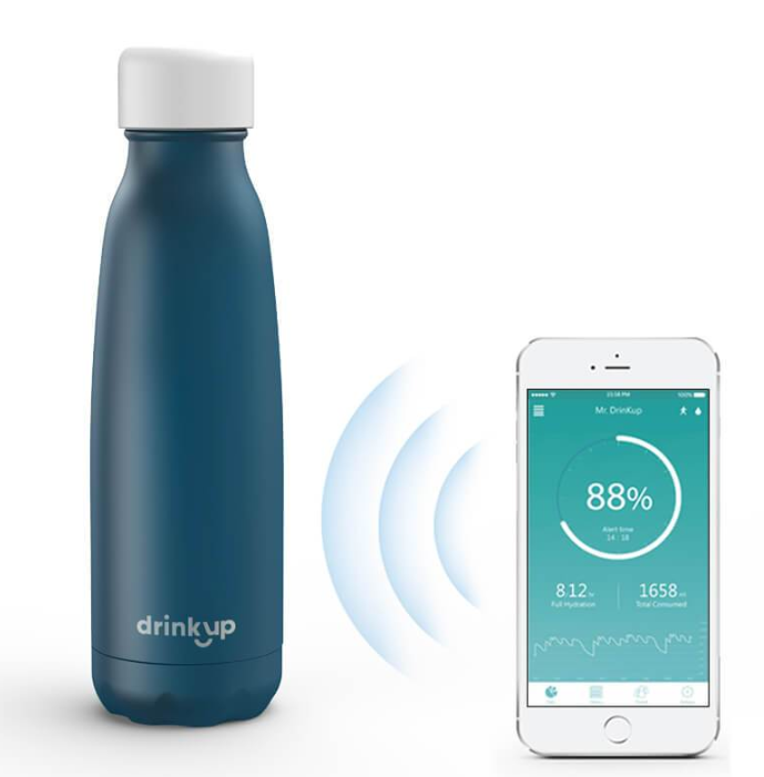 Drinkup Review A Smart Water Bottle Hits The Market