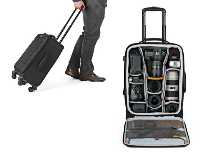 Lowepro PhotoStream SP 200 Review: A Carry-on That Protects