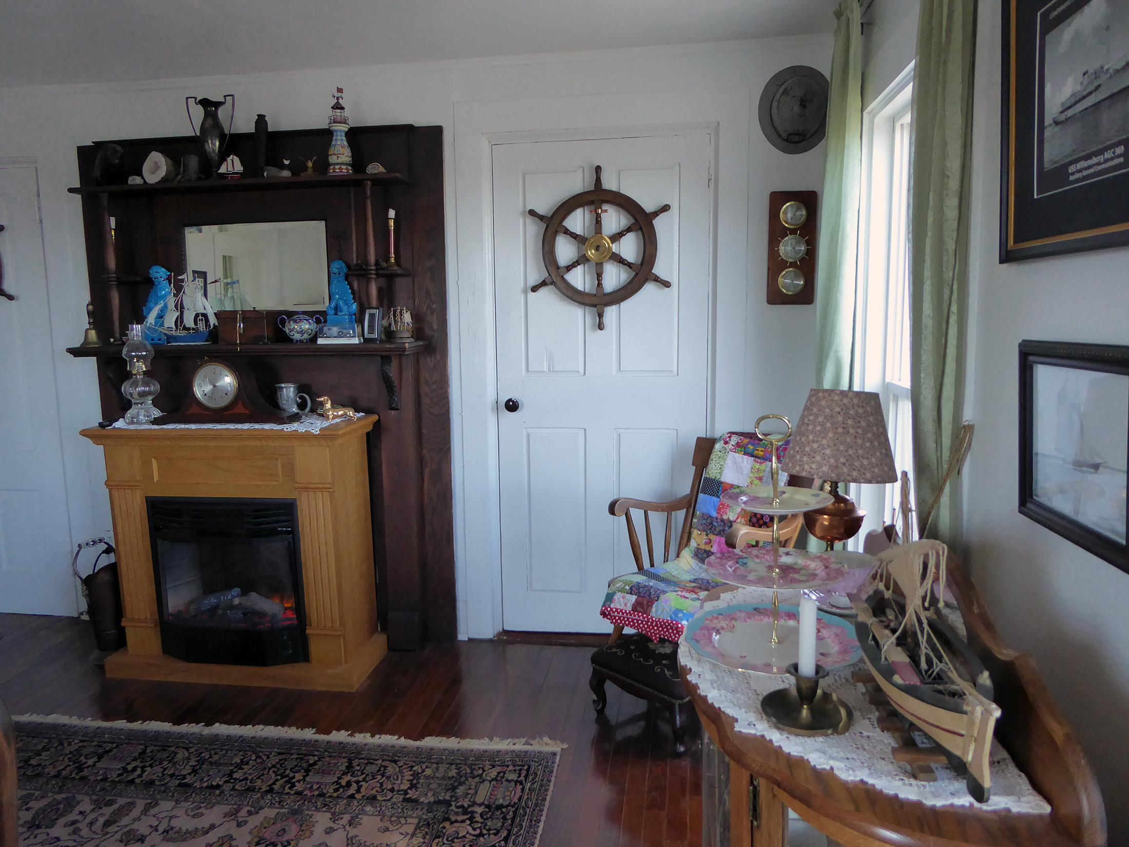 john smith books upstairs room