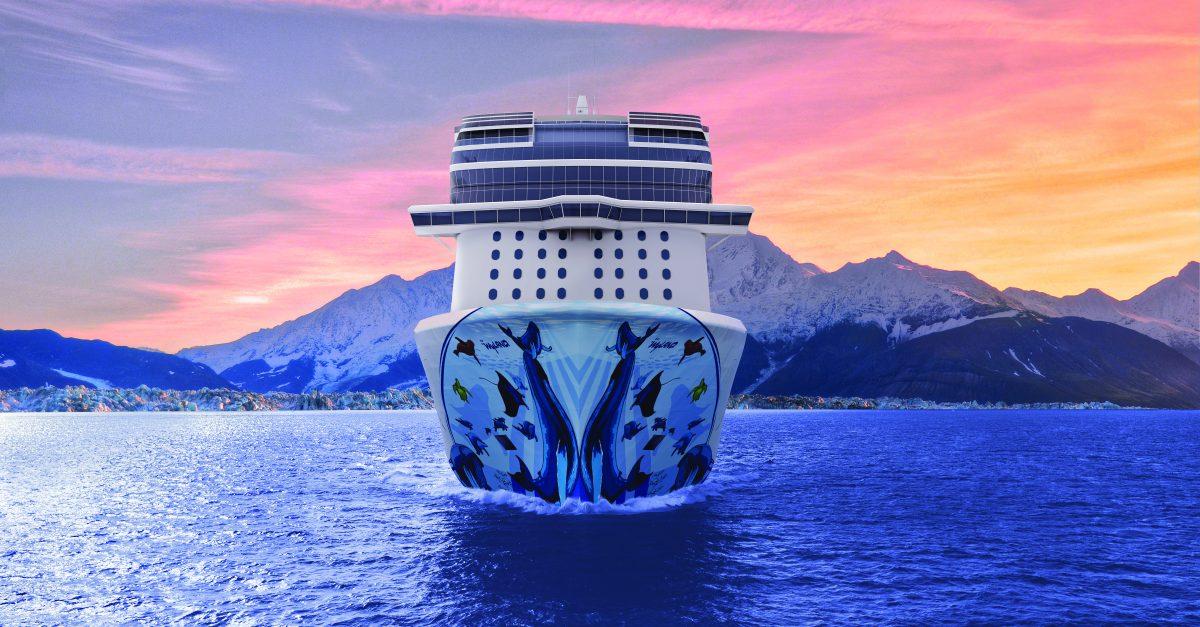Norwegian Bliss Norwegian S Largest Cruise Ship Heads To Alaska Smartertravel