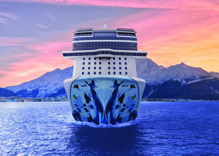 Norwegian Bliss: Norwegian's Largest Cruise Ship Heads to Alaska