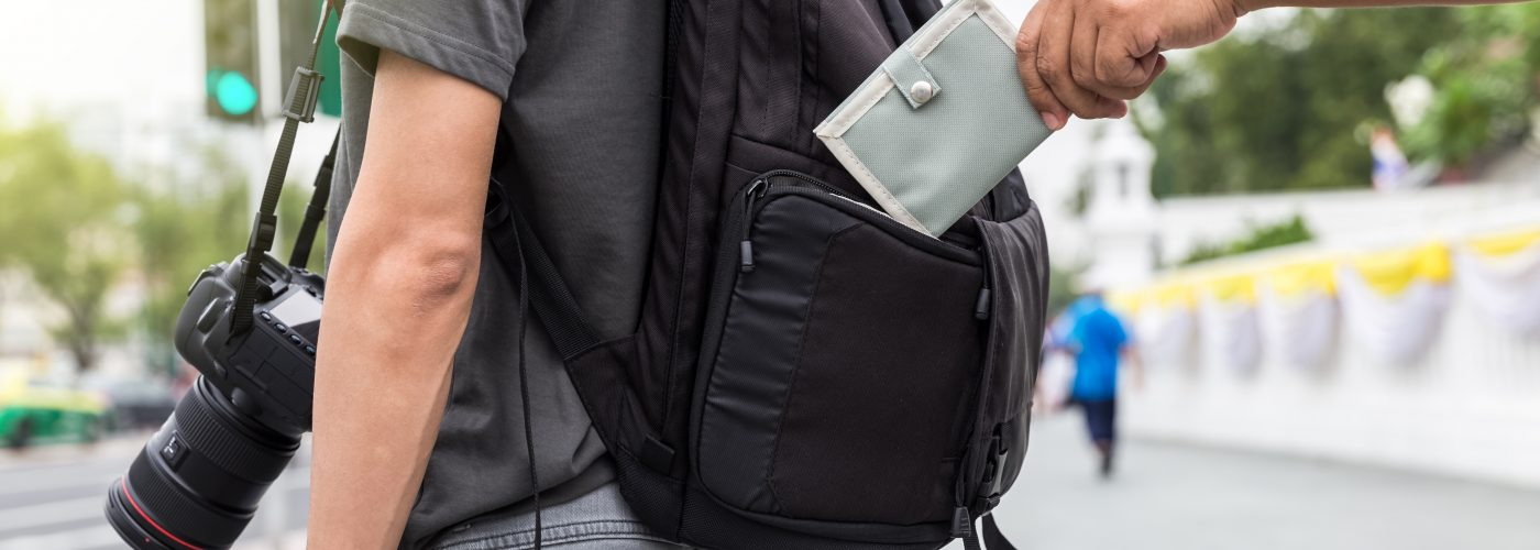 pickpocket-proof clothing