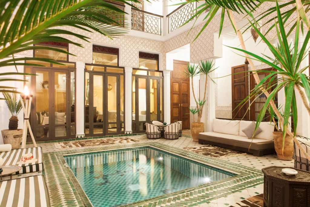 the 10 most dreamy riads in morocco smartertravel. Black Bedroom Furniture Sets. Home Design Ideas