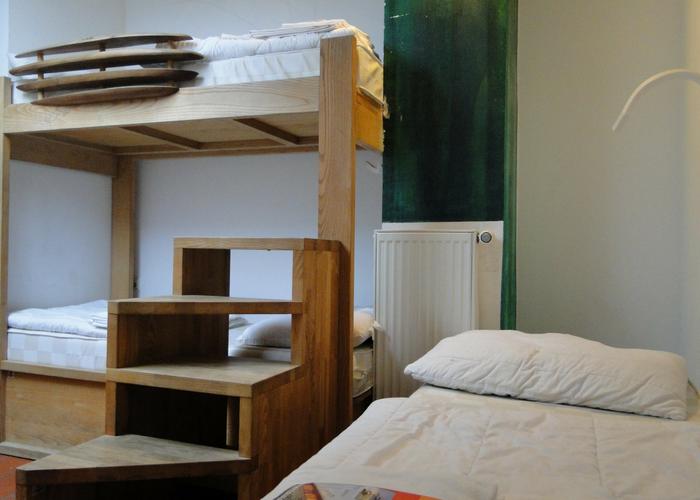 unique hostels