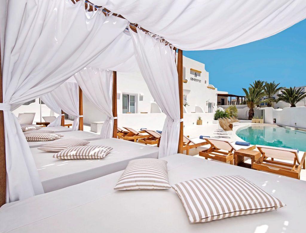 Hotel cavo bianco santorini greece
