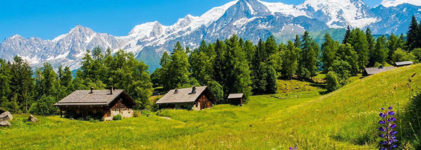 Hut to Hut Hike Switzerland