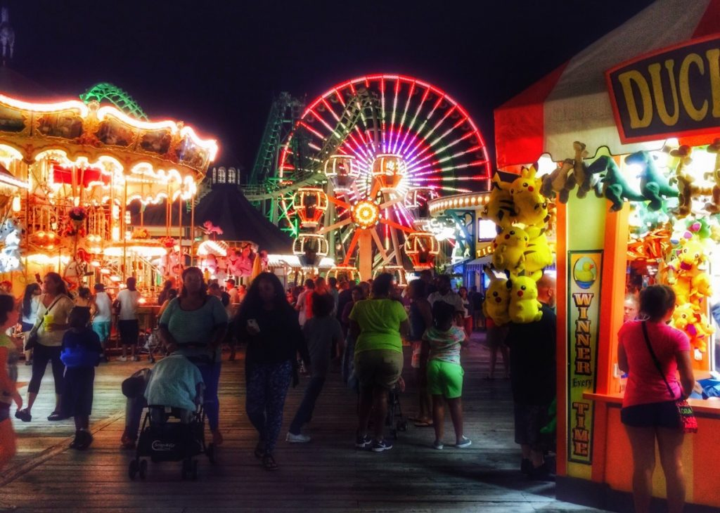 Wildwood-Jersey-Boardwalk