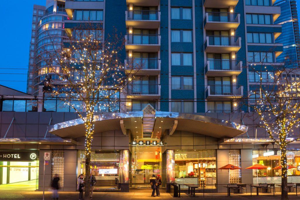 Opus Hotel Vancouver Tripadvisor