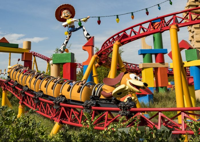 Disney Unveils Toy Story Land at Hollywood Studios