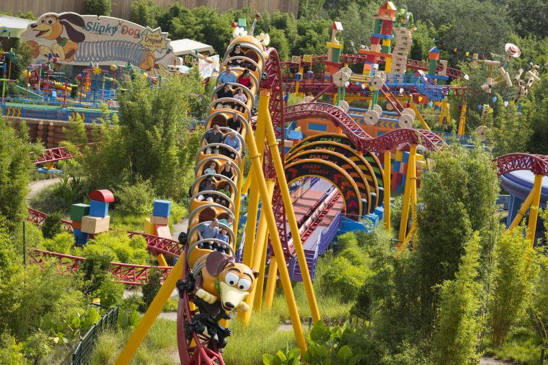 Disney Unveils Toy Story Land, Here's What to Expect
