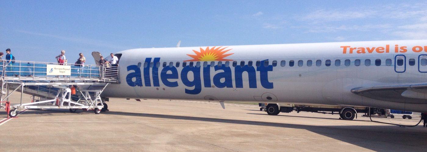 Allegiant Air Plane Safety