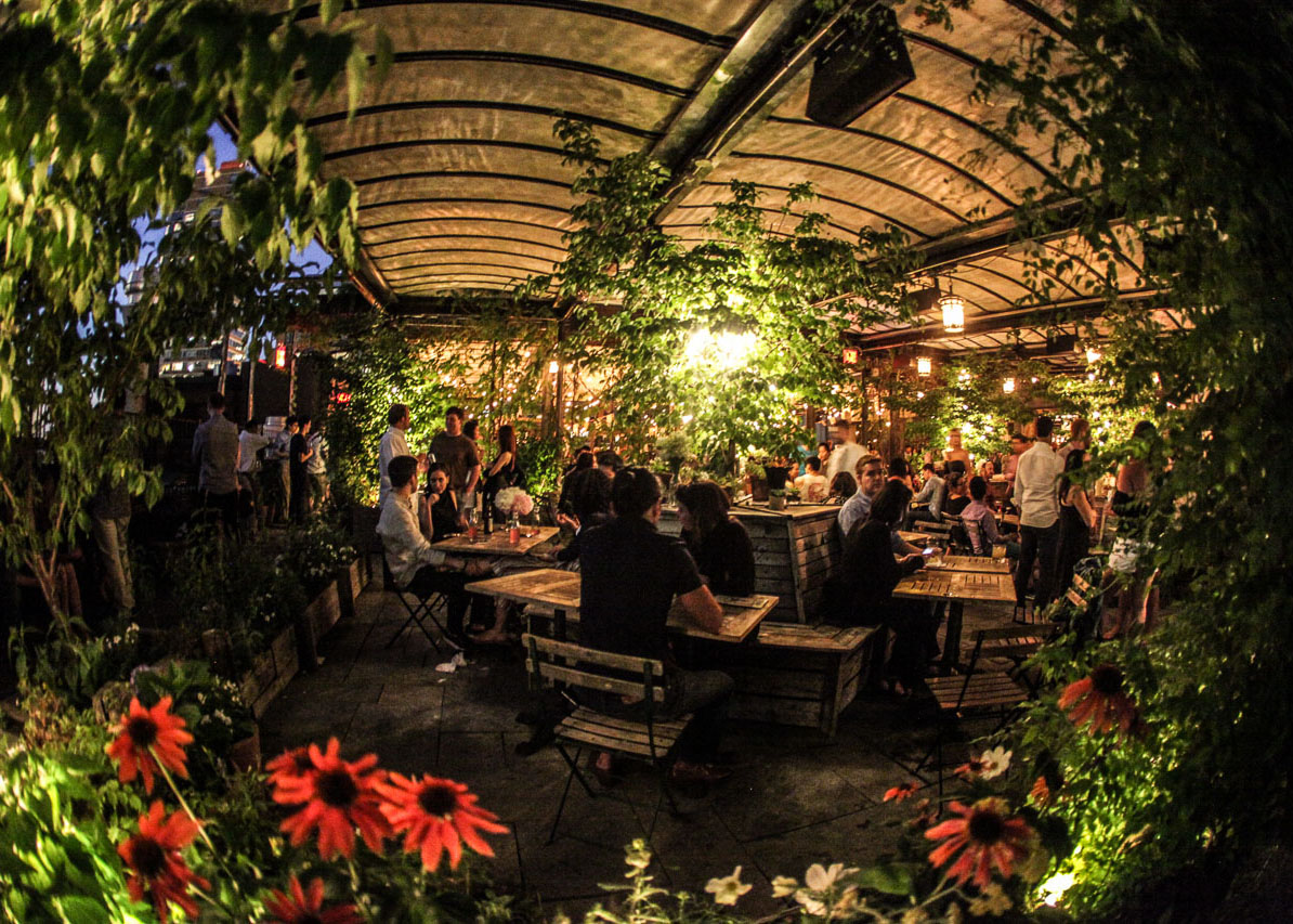 9 Rooftop Bars In Nyc To Celebrate Summer Smartertravel