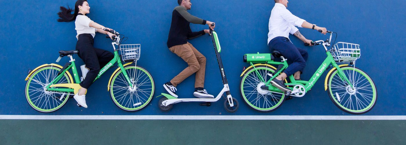 Would You Take an electric Scooter Ride With Uber?