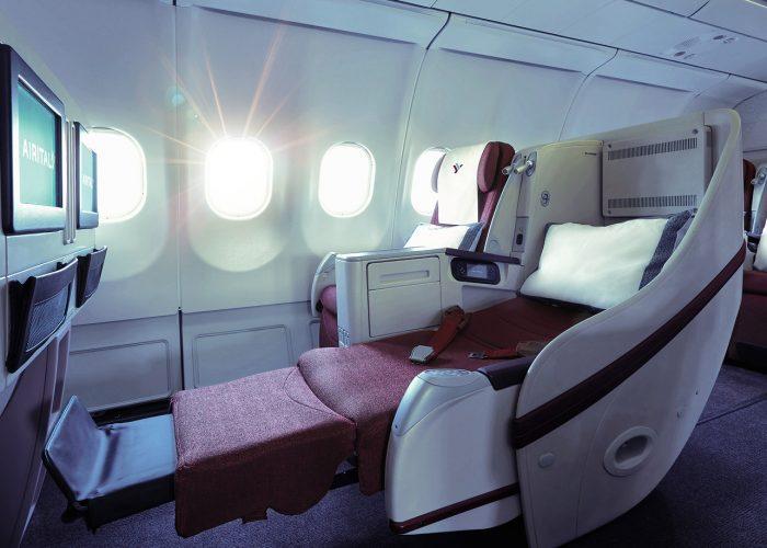 Plane Interior