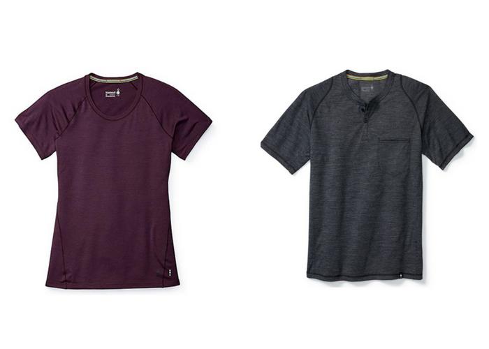 SmartWool shirts
