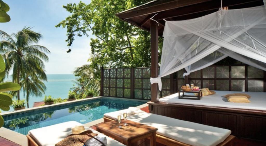 Thailand the tongsai bay