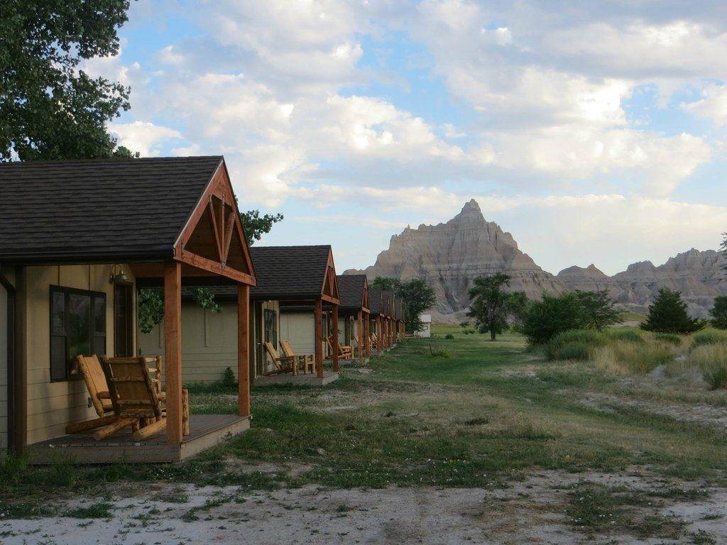 Cedar pass lodge