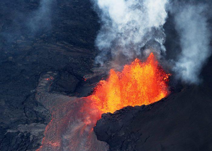 kiluaea volcano eruption hawaii