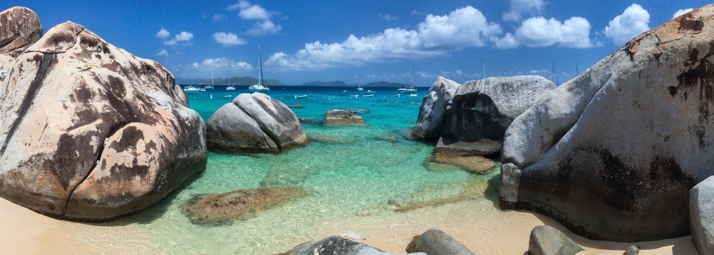 British Virgin Islands Baths on Virgin Gorda