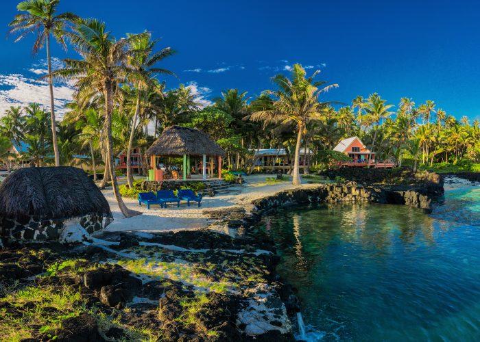 South Pacific Adventures - hero
