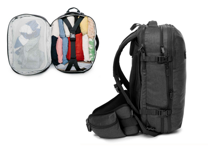 fd7ae7f895e1 Just because you don t need a huge backpack for your short trip doesn t  mean that you should forgo a backpack that will keep your organized.