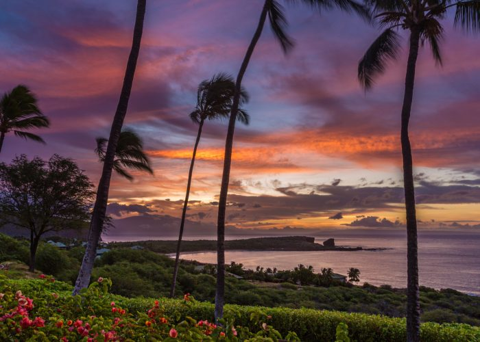 lanai hawaii menele bay