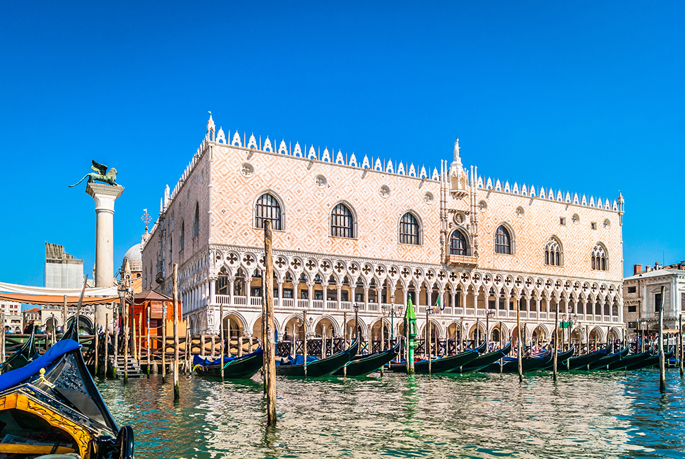 Doge palace venice accessible tourist attraction