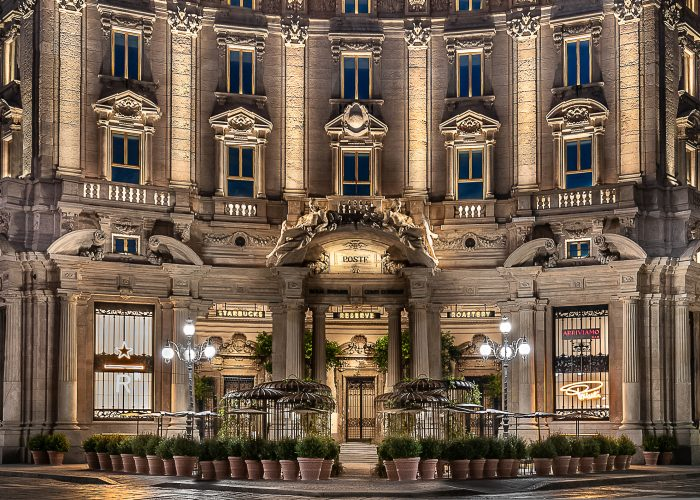 Italy's First Starbucks Is a Roastery Reserve in Milan