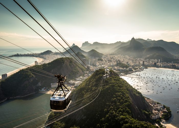 Sugarloaf Mountain cable car rio brazil accessible tourist attraction