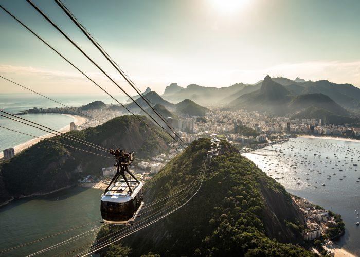 Sugarloaf Mountain cable car rio brazil accessible tourist attraction