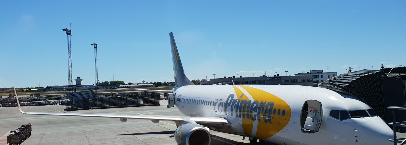 Airline Failure Primera Air